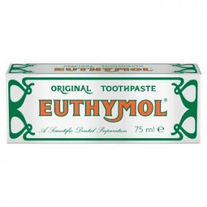 Johnsons Euthymol Toothpaste 75ml