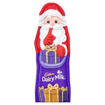 Cadbury Small Hollow Santa 45g