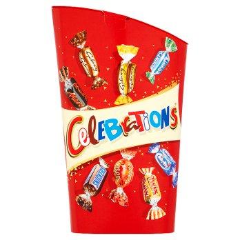Mars Celebrations 240g