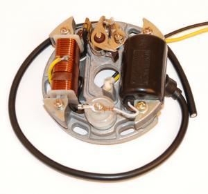 Tändplatta 17W  2 utg kabel Sachs mfl.