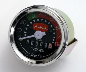 Hastighetsmätare 80km Universal