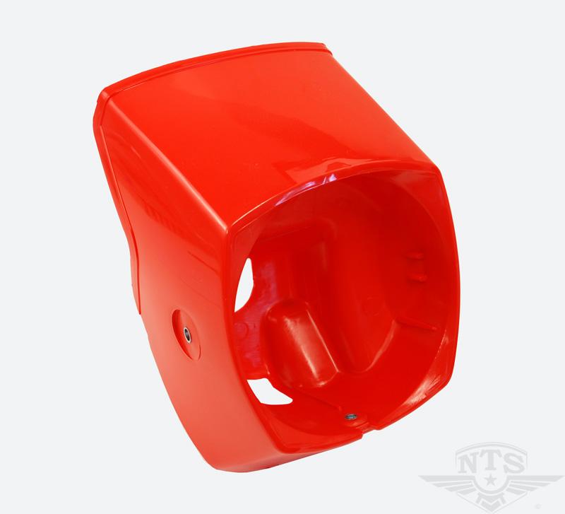 Lyktkåpa Yamaha DT Röd