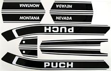 Dekalset Puch Montana/Nevada