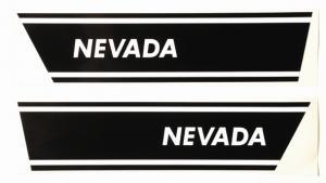Sidokåpsdekaler Puch Nevada 79-81