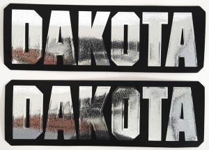 Tankdekaler Puch Dakota 78- 1 par