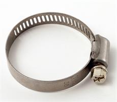 Klammer gummibälg Zundapp undre / Honda MT