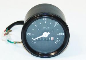 Hastighetsmätare 60MM / 120KM VDO anslutning