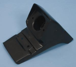 Bakskärm svart Honda MT