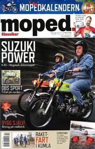 Tidning klassiker Moped nr.4 2015
