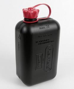 FuelFriend 2 liter svart (bensindunk)