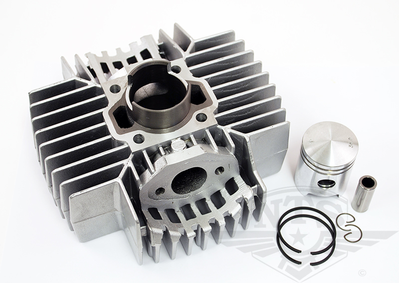 Cylinder Puch Monza mfl 38mm 5.5hk silver
