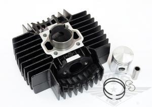 Cylinder Puch Monza mfl 38mm 5.5hk svart