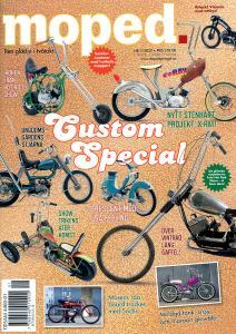 Tidning klassiker moped nr.1 2020
