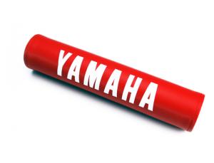 Styrskydd Yamaha DT Röd