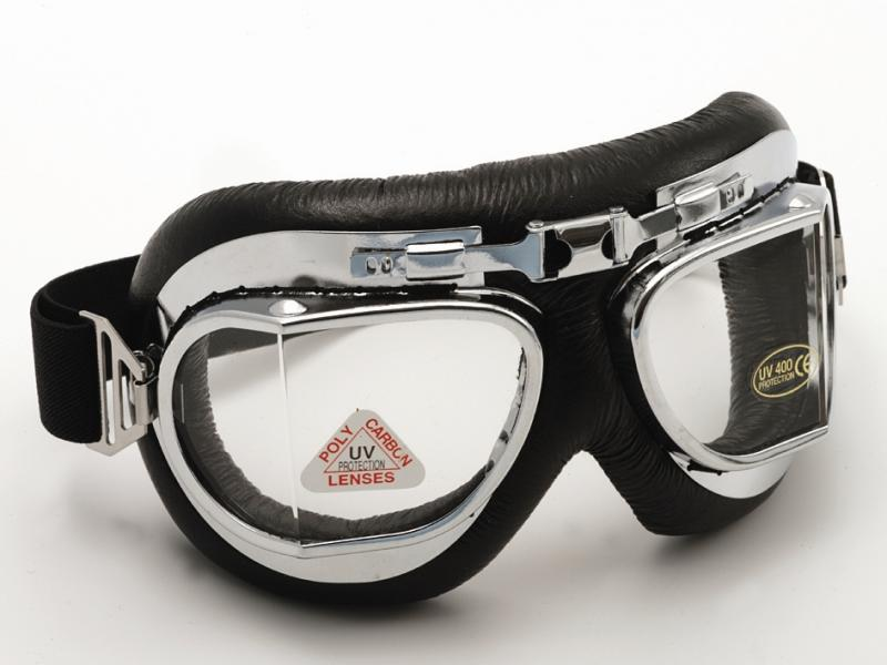 Goggles klart glas