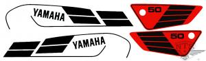 Dekalsats Yamaha FS1 80-81