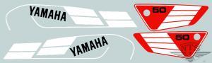 Dekalsats Yamaha FS1 82-88