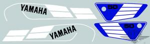 Dekalsats Yamaha FS1 86-88
