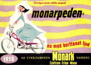 Poster Monarpeden 50x70cm