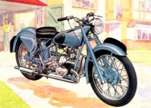 Poster Douglas 50x70cm