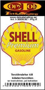 Textilmärke Shell