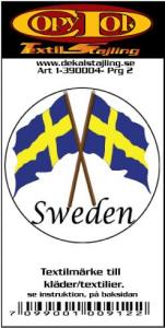Textilmärke Sweden