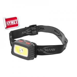 Pannlampa HD200B LED 185 lumen