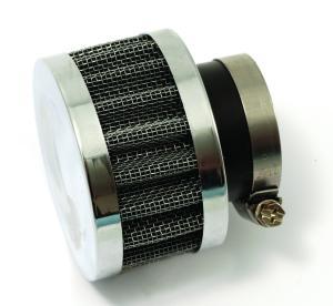 Luftfilter Uni. litet runt 28mm Universal