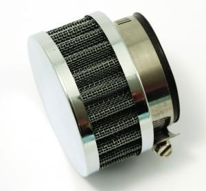 Luftfilter Uni. stort runt 60mm Universal
