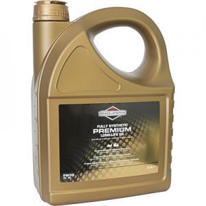 Motorolja B&S 5W30 helsyntetisk 5 liter