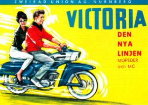 Poster Victoria 50x70cm