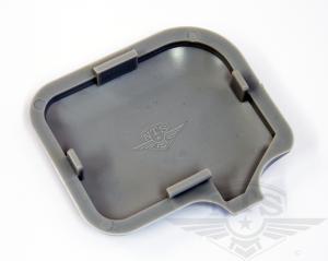 Täcklock (Badkarslock) Sachs