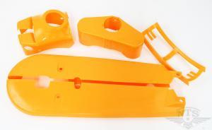 Kåpsats orange Kreidler Florett mfl 67-73