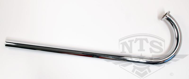 Avgaskrök Zundapp Combinette Typ 428. 26mm