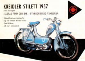 Poster Kreidler Stilett