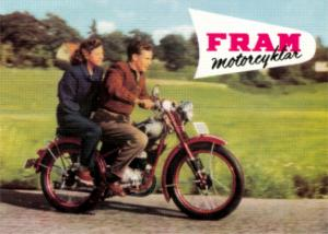 Poster Fram 50x70cm