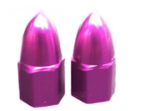 Ventilhattar spets lila 1 par Universal