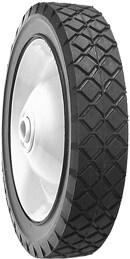 Hjul metall Universal 178mm