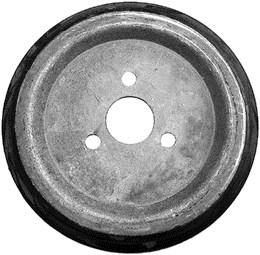 Friktionshjul Stiga mfl. 1812-0431-01