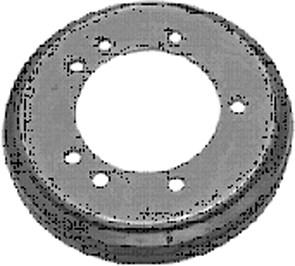 Friktionshjul Snapper 53103