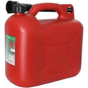 Bensindunk Röd 10 liter