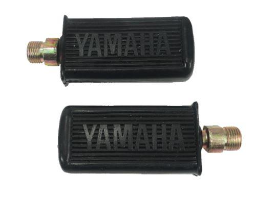 Fotstöd Yamaha DT/FS1 1 par