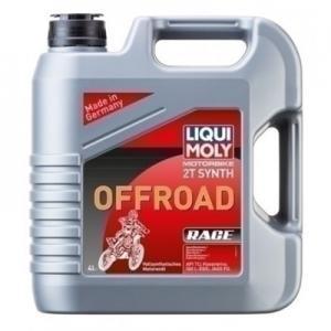 Tvåtaktsolja Liqui Moly Synth offroad Race 4liter