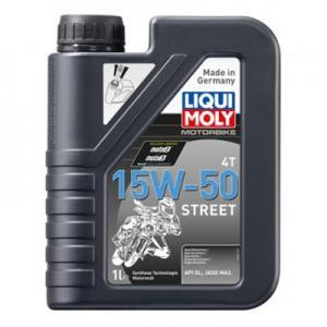 Motorolja Liqui Moly 15w50 Street 1liter