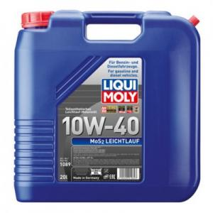 Motorolja Liqui Moly 10w-40 delsyntetisk 20liter