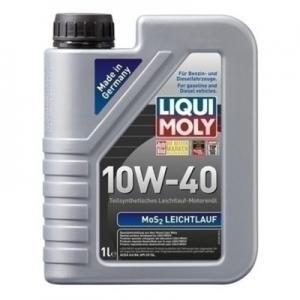 Motorolja Liqui Moly 10w-40 delsyntetisk 1liter
