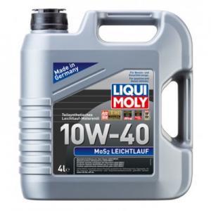 Motorolja Liqui Moly 10w-40 delsyntetisk 4liter