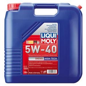 Motorolja Liqui diesel high tech 5w-40 20liter