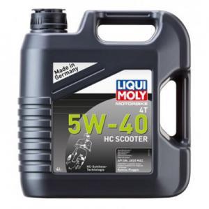 Motorolja Liqui Moly 4T 5w-40 HC 20liter