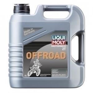 Tvåtaktsolja Liqui Moly Offroad 4liter